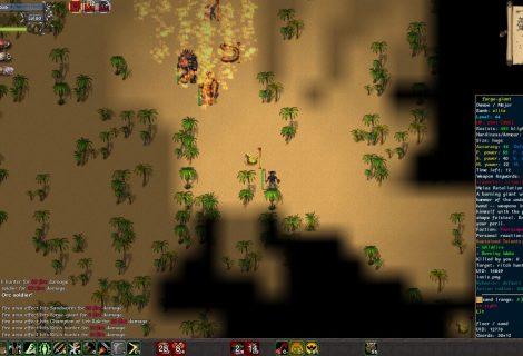 Massive Roguelike 'Tales of Maj'Eyal' Expands Further With 'Ashes of Urh'Rok' DLC