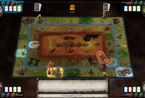 Pick a Class, Roll the Dice, Quest With Friend and Foe Alike In 'Talisman: Digital Edition'