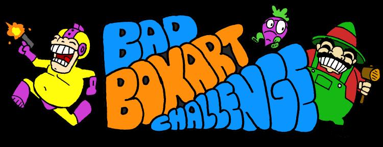 The Bad Box Art Challenge