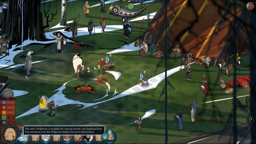 'The Banner Saga 2' Continues the Tactical Choose-Your-Own-Viking-Adventure… Soon!