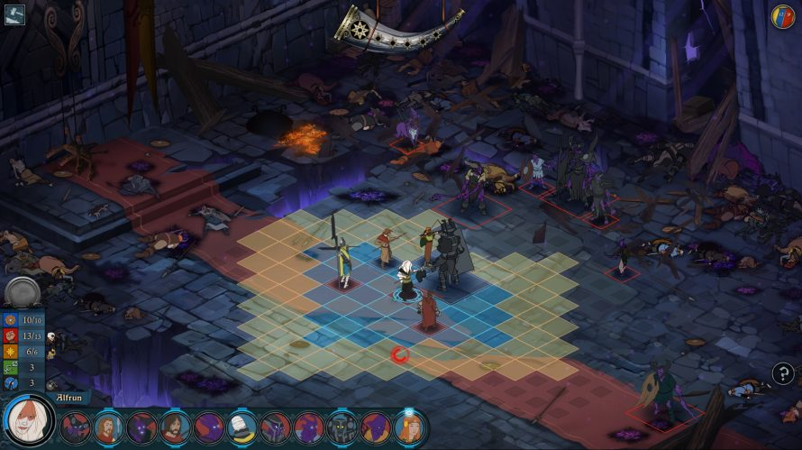 Fight to Live, Live to Fight as 'The Banner Saga 3' Gets 'Survival Mode' DLC