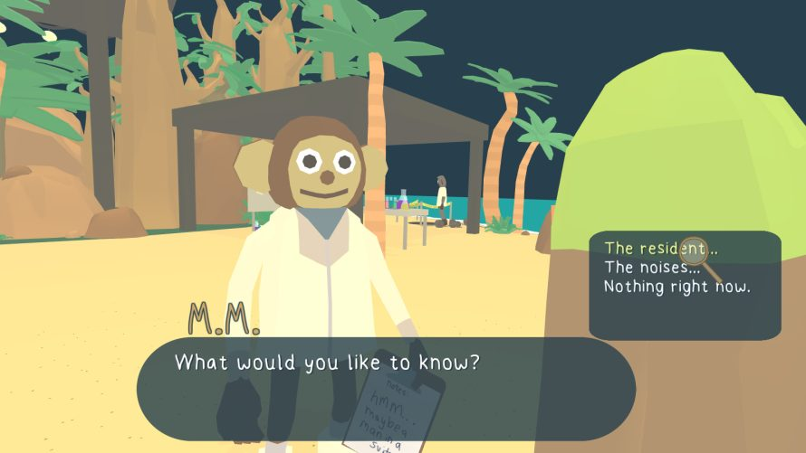 'The Haunted Island, a Frog Detective Game' Awaits With a Ghastly Mystery