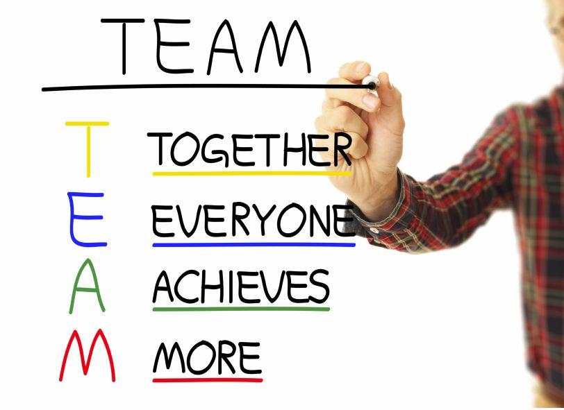 the indie post teamwork
