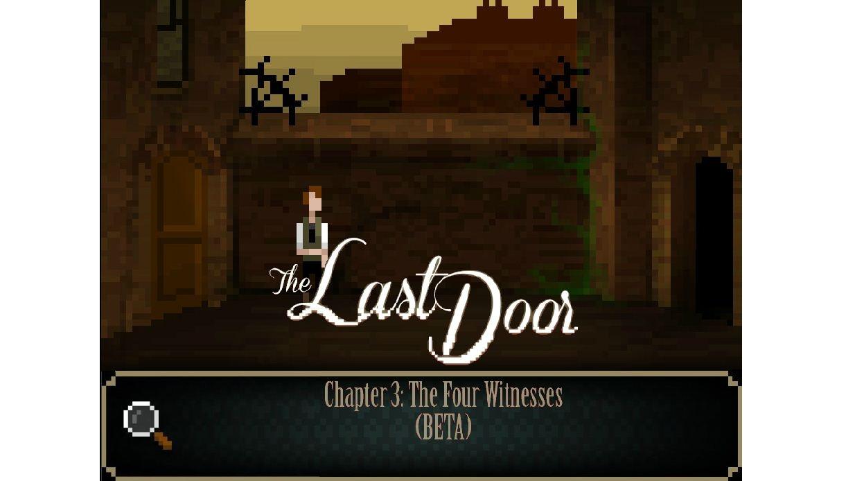 The Last Door Chapter 3 beta