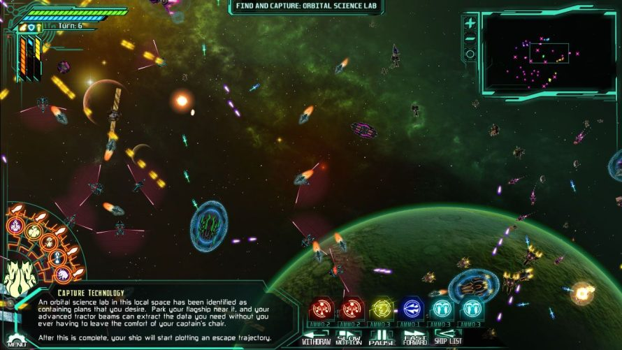 Arcen Games Returns to Sci-Fi Strategy With the Release of 'The Last Federation'