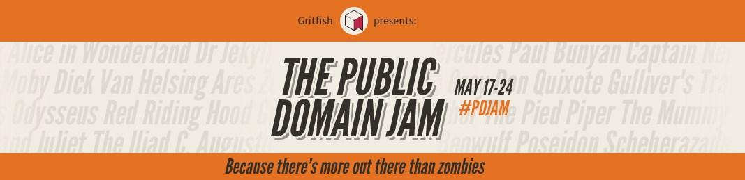 The Public Domain Jam 2014