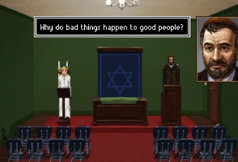 Time For a Remastered Whodunit In 'The Shivah: Kosher Edition'
