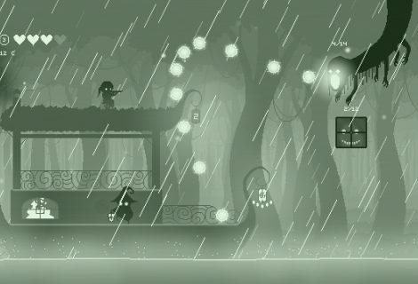 Stylish Mix of Bullet Hell and Turn-Based Combat Awaits in 'The Treehouse Man'