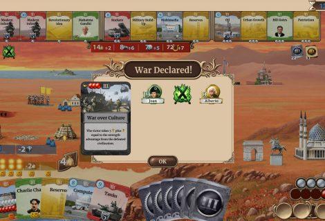 On Steam, the Week Prior: War... declared?