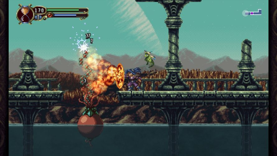 """Rewrite History in 'Timespinner""""s Gorgeous Tale of Metroidvania Revenge"""