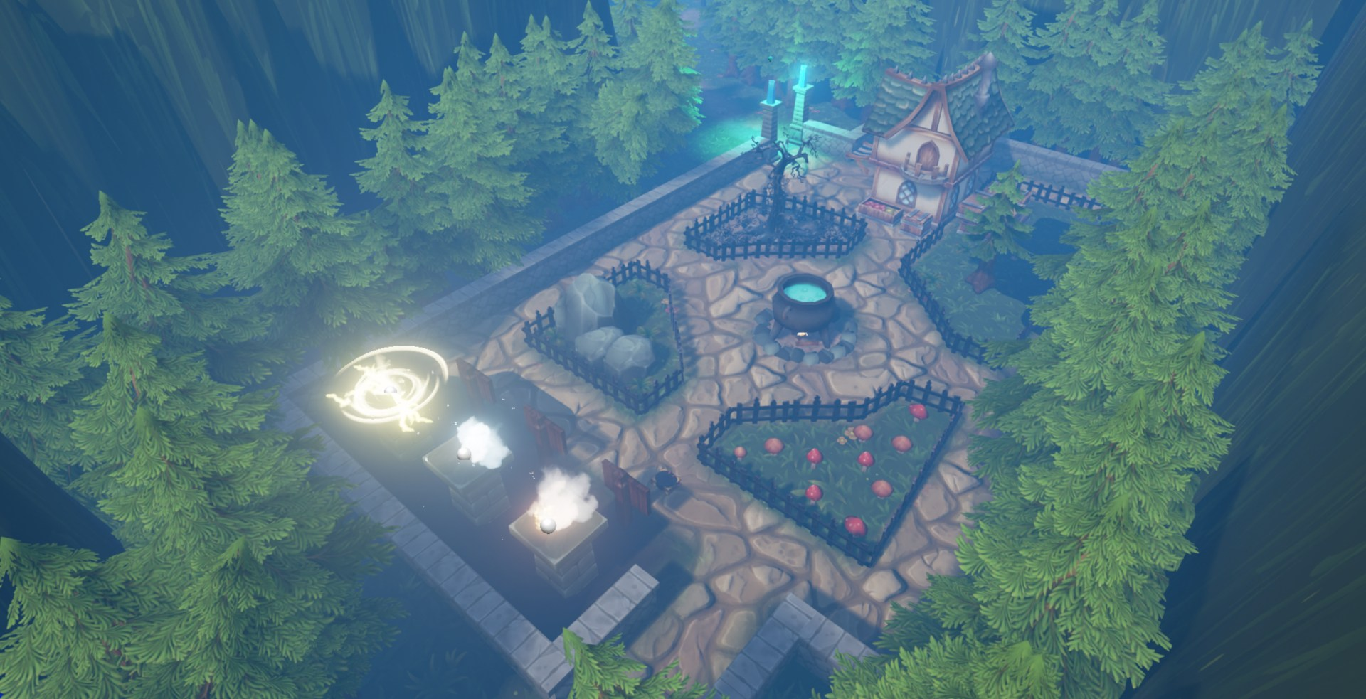 Tiny Graveyard (Kickstarter)