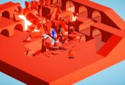 'Tiny Tanks' Lets Up to Eight Players Blow Up Entire Battlefields (and Each Other)