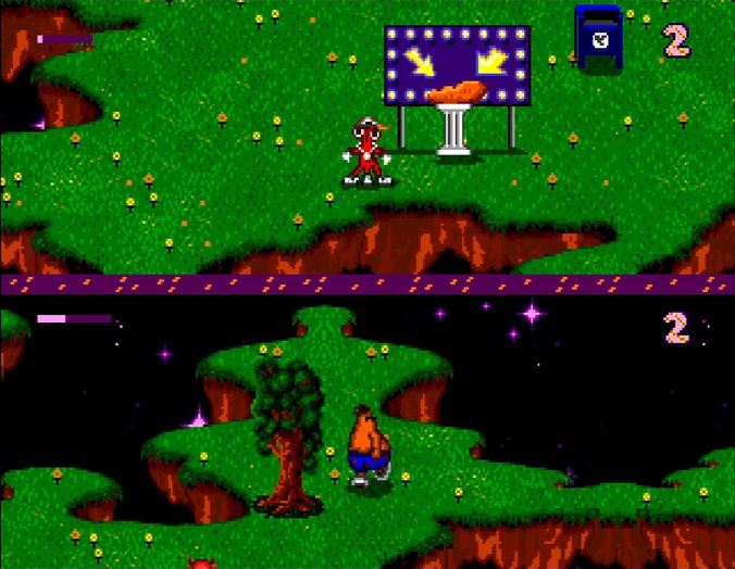 ToeJam and Earl XBLA/PSN