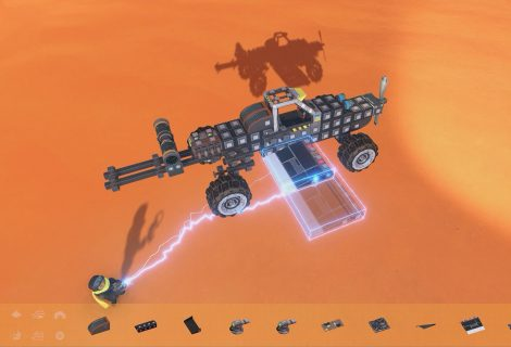 Design Crazy Vehicles to Race Through the Hazardous World of 'Trailmakers'... Soon!