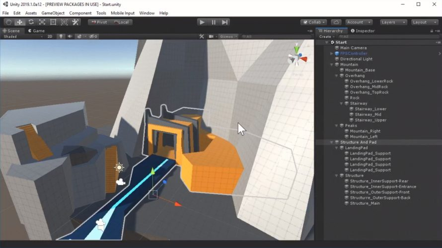 Game Makers of Unity Rejoice: First 2019 Beta Has Arrived