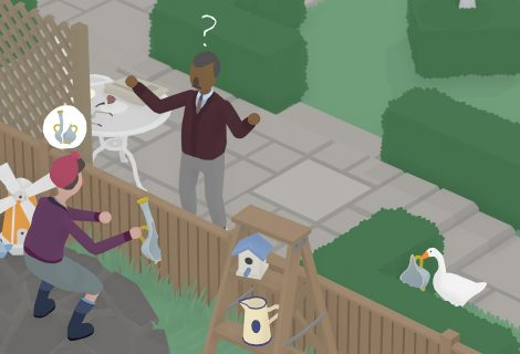 'Untitled Goose Game' Lets You Wreak Havoc Across Town as a Mischievous Goose