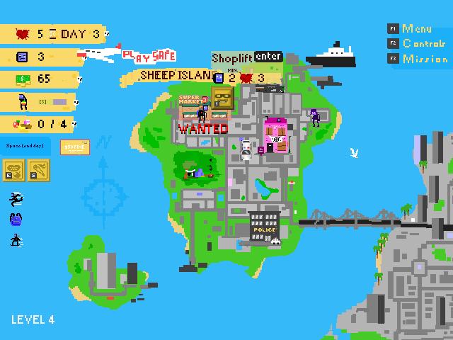 Urban Pirate (GL)