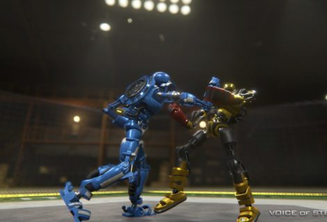 Let's Get It Kickstarted: 'Voice of Steel, a Physics-Based Robot Fighter'