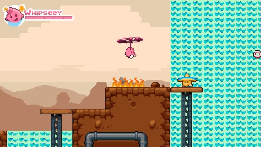 Whip Enemies Into Shape as you Swing Throughout 'Whipseey and The Lost Atlas'