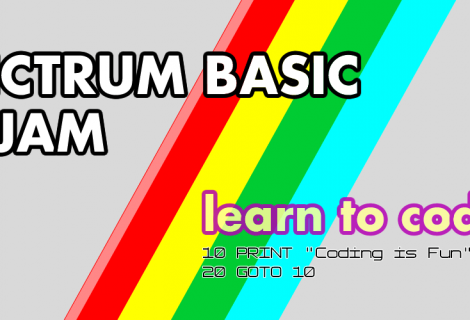 Back to the 80's, Back to BASIC(s): ZX Spectrum BASIC Jam Has Begun!