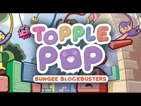 TopplePOP : Bungee Blockbusters - gameplay deep dive.