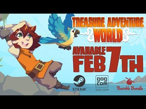 Treasure Adventure World Trailer - Release Feb 7th 2018