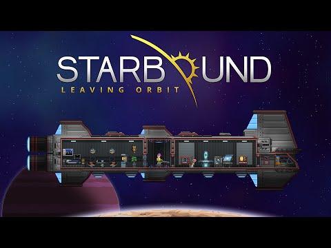 Starbound 1.0 Launch Trailer