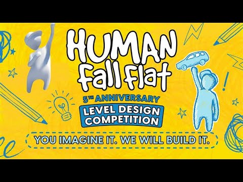 Human: Fall Flat | 5th Anniversary Level Design Competition | Curve Digital