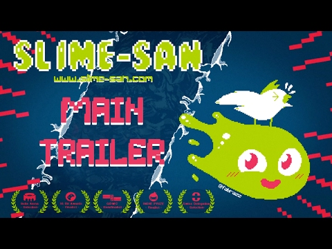 Slime-san: Main Trailer!