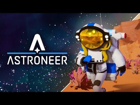 ASTRONEER - Release Trailer