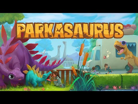 Parkasaurus Launch Trailer