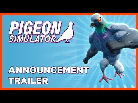 Pigeon Simulator Announcement Teaser