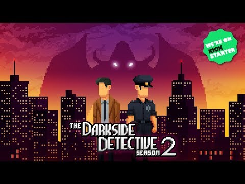 The Darkside Detective: Season 2 Trailer