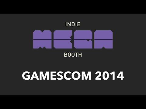 Indie Megabooth Gamescom 2014 Trailer