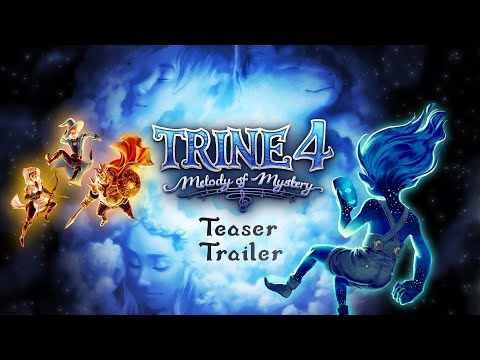 Trine 4: The Nightmare Prince - Melody of Mystery DLC Teaser Trailer