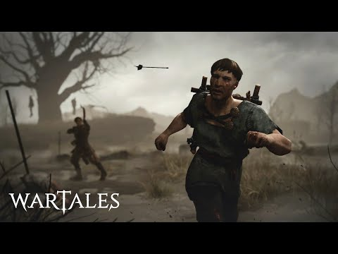 Wartales - Announcement Trailer