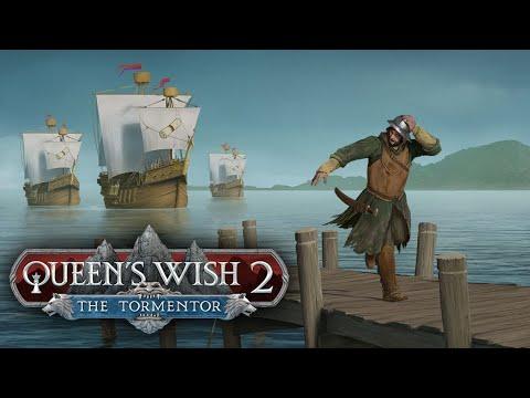 Queen's Wish 2: The Tormentor Kickstarter!