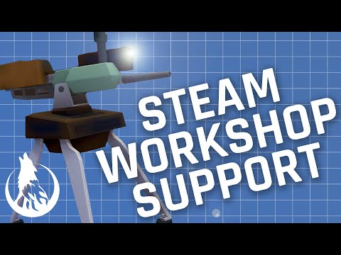Receiver Now Has STEAM WORKSHOP Support! - Wolfire Games