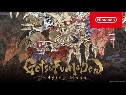 GetsuFumaDen: Undying Moon - Announcement Trailer - Nintendo Switch
