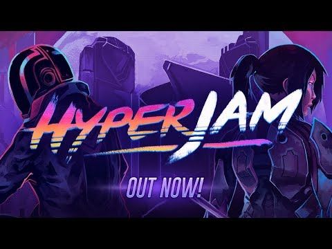 Hyper Jam | Launch Trailer
