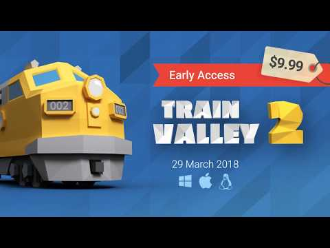 Train Valley 2 - Early Access