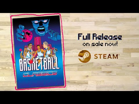 Basketball Classics - Official Release Trailer