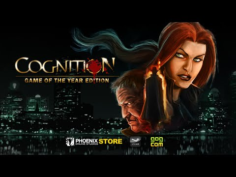 Cognition Game Of The Year Edition Trailer