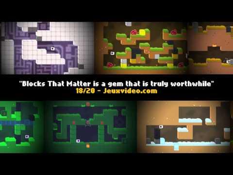 Blocks That Matter - Launch Trailer (Windows/Mac/Linux)