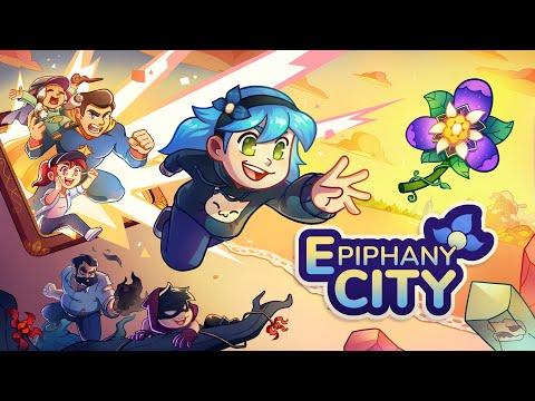 EPIPHANY CITY - Premiere Trailer