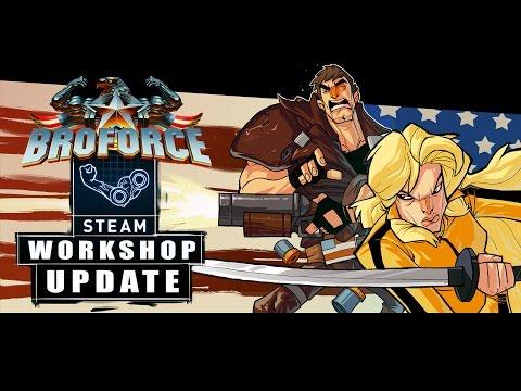 Broforce Tactical Update - October 2014 - Steam Workshop