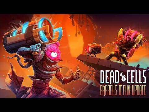 Dead Cells: Barrels o' Fun Gameplay Trailer