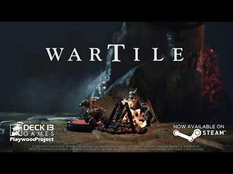 Wartile Release Trailer