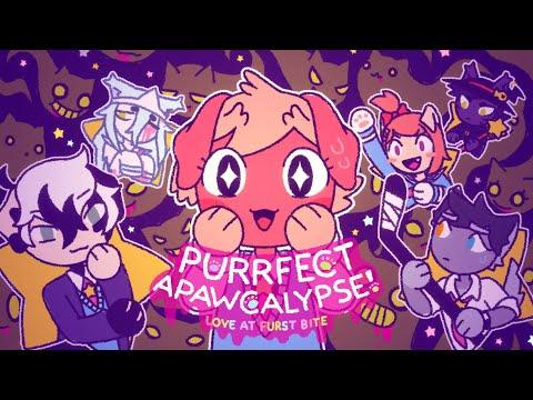 Purrfect Apawcalypse: Love at Furst Bite Trailer