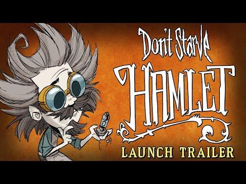 Don't Starve: Hamlet (Launch Trailer)